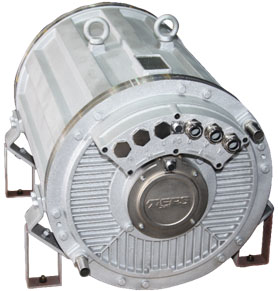 ZEPS liquid cooled motor