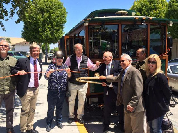 CCW Repowers MST Trolley to a ZEPS Drive System