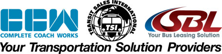 Complete Coach Works, Transit Sales International and SBL - Your Transportation Solution Providers