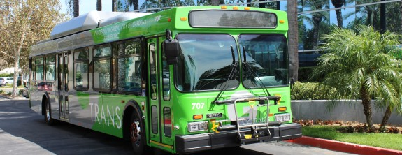 CCW Delivers Converted Electric Bus to Gardena; Wins Contract to Convert Four More