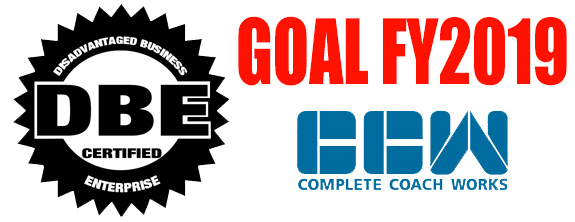 Complete Coach Works DBE Goal FY2019
