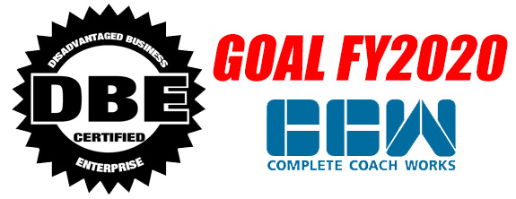 Complete Coach Works DBE Goal FY2020