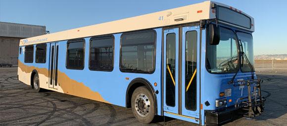 Complete Coach Works Announces Contract for Petaluma Transit Bus Rehabilitation