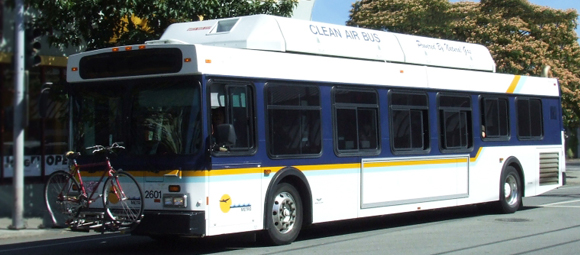 Complete Coach Works Wins Award to Rehab Four Buses for Santa Cruz Metro