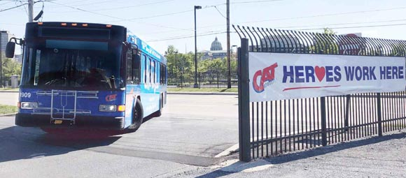 CCW Receives Award to Supply Two Completely Rehabbed 60′ Buses to Capital Area Transit